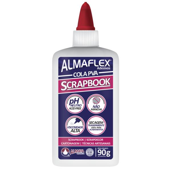 TUBO-ALMAFLEX-SCRAPBOOK-90g-ADRIFEL